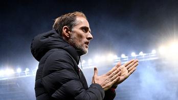 A PSG bejelentette Thomas Tuchel menesztését