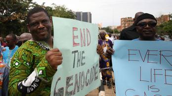 Nigériában elraboltak egy katolikus püspököt