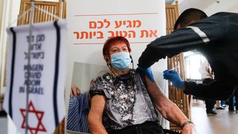 Izraelben három hónapos rekordot ért el az új fertőzöttek száma
