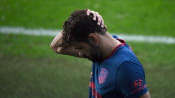 Az Atlético Madrid felbontotta Diego Costa szerződését