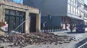 Több halottja is van a keddi horvátországi földrengésnek, egy gyerek is az áldozatok között