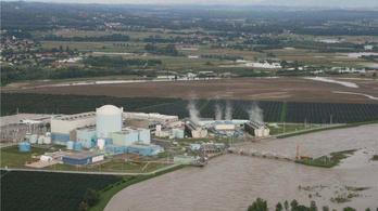 A földrengés miatt leállították a szlovén–horvát atomerőművet