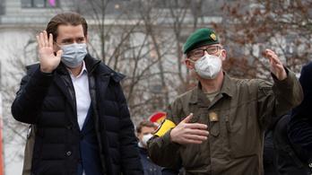 Már hatezer felett jár a koronavírus halálos áldozatainak a száma Ausztriában