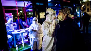 Szlovákiában még 40 nappal meghosszabbították a veszélyhelyzetet