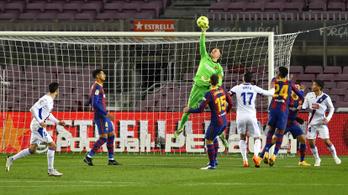 Messi nem játszott, pontokat hullajtott a Barcelona