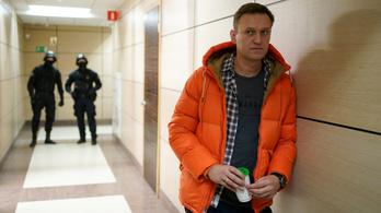 Újabb bűnügyi eljárást indítottak Alekszej Navalnij ellen Oroszországban