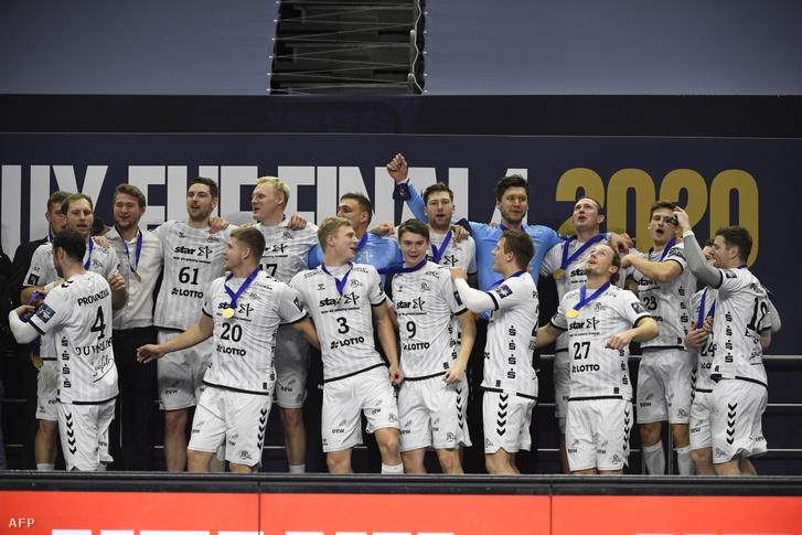 A THW Kiel nyerte a Bajnokok Ligáját