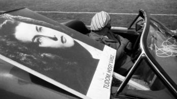 Emléktáblát kapott Karády Katalin New Yorkban