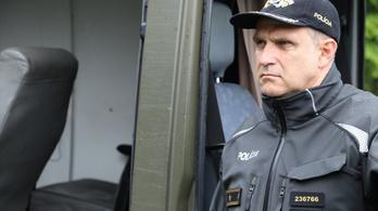 Öngyilkosságot kísérelt meg a börtönben az egykori szlovák országos rendőrfőkapitány