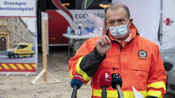 Győrfi Pál reméli, hogy idén szilveszterkor kevesebben kerülnek detoxikálóba
