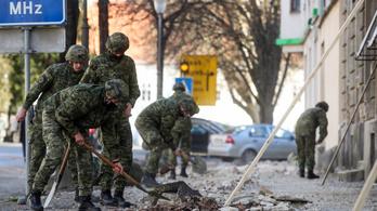 Kisebb károkkal vészelte át a horvátországi földrengést a Mol