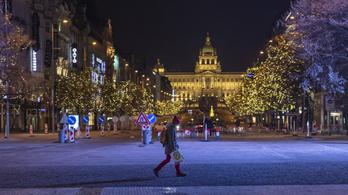 Csehországban rekordot döntött az új fertőzöttek száma