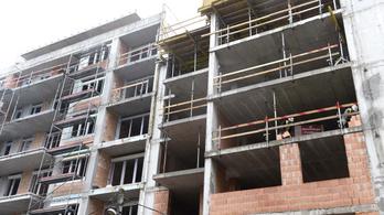 Robbanásszerű a kínálatbővülés az új lakásoknál