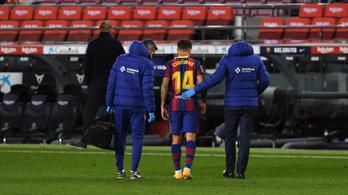 Hónapokat kell kihagynia a Barcelona brazil sztárjának