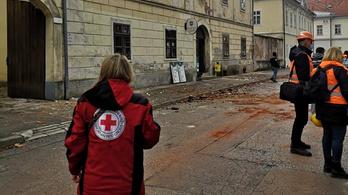 Ivóvíz, takaró, téli ruha – így segítenek a hazai segélyszervezetek a horvátoknak