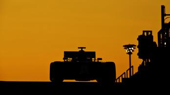 Lerövidítették a szabadedzéseket a Formula–1-ben