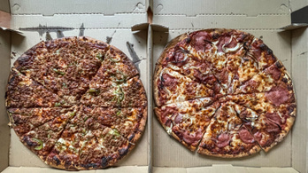 Rendőrség: Ne rendeljenek sonkás-sajtos-kukoricás pizzát a segélyhívón!