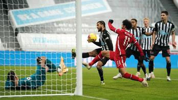 Az angol bajnok ismét nem tudta legyőzni a Newcastle-t