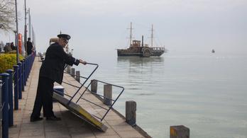 Újra meghirdeti a vitorlás kikötőt a Bahart