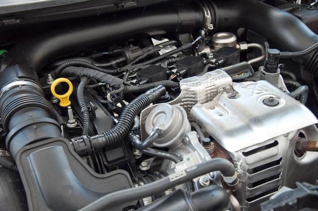 Kis motor, nagy turbó
