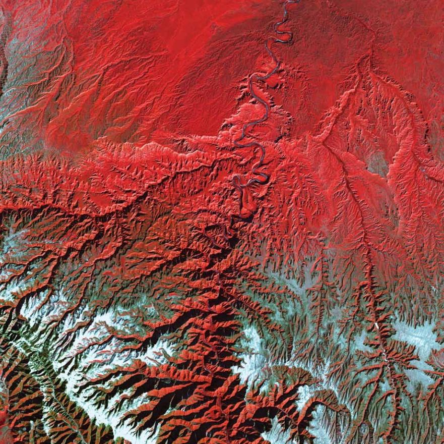 A Zöld-folyó, Egyesült Államok
