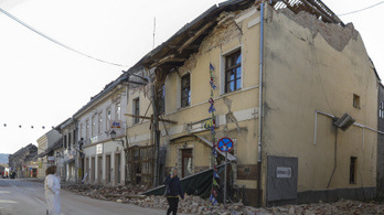 Több segélyszervezet is gyűjt adományokat a horvát földrengés károsultjainak