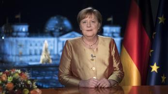 Angela Merkel utolsó újévi beszéde: az évszázad politikai, szociális és gazdasági feladata a járvány