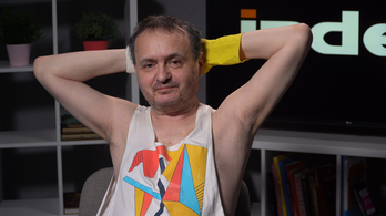 Meztelen stand-upról álmodom – szilveszteri beszélgetés Galla Miklóssal