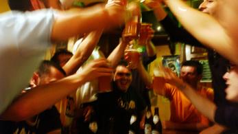 Eurostat: alkoholfogyasztásban Magyarország az uniós átlag felett van
