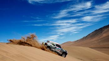 Több magyar versenyzővel kezdődik a sivatagi száguldás