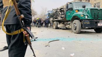 Újabb újságírót lőttek le Afganisztánban