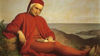 Ritkán látható Isteni színjáték-illusztrációk az Uffizi honlapján