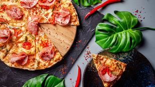 Ezek a gyors, életmódváltó pizzák segítenek abban, hogy spórolj a szénhidrátokkal