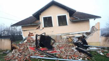 Így még nem láthattuk: magyar cég térképezte fel a horvátországi földrengést