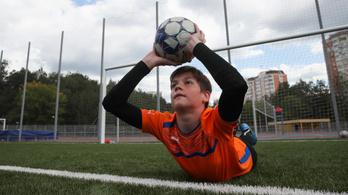Hivatalos: iskolai tantárgy lett a foci Oroszországban