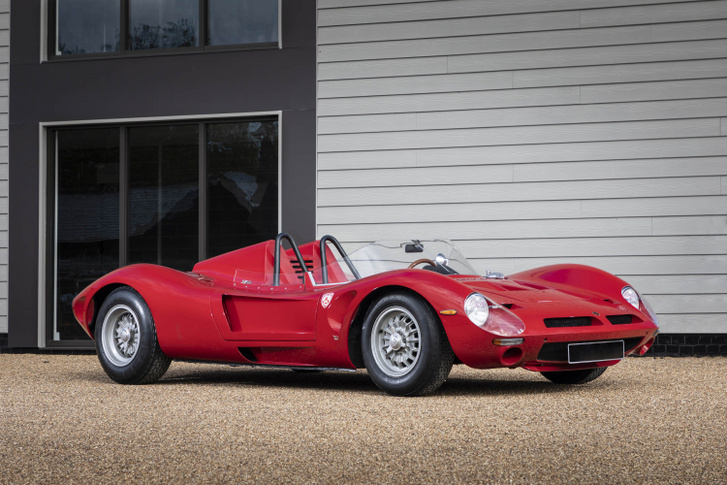 Bizzarrini P538S
