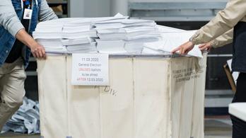 Rekordszámban adták le előre a voksokat a georgiai szenátusi választásra
