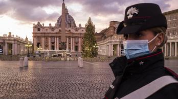 Elkezdődik a Vatikán biztonsági és egészségügyi dolgozóinak beoltása
