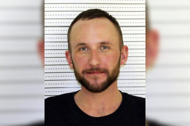 Caleb Burczyk, a vádlott