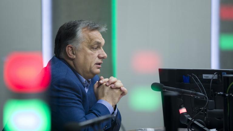 Orbán Viktor: annyit oltunk, amennyi vakcinánk van