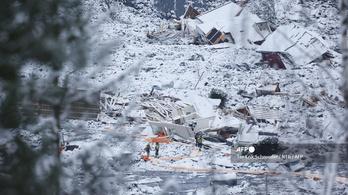 Több halálos áldozata van a norvégiai földcsuszamlásnak