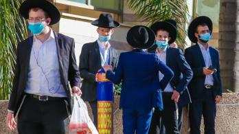 Terjed a fertőzés, szigorít Izrael