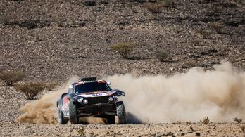 Carlos Sainz nyerte a Dakar-rali első szakaszát