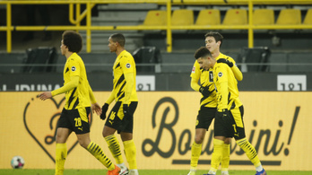 Két hónap után győzött újra hazai pályán a Dortmund