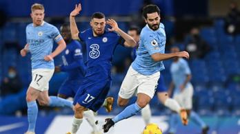 A City 15 perc alatt lerendezte a Chelsea elleni rangadót