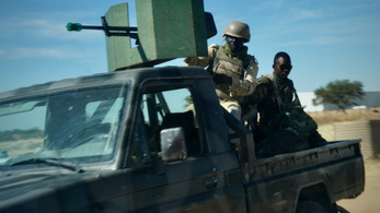 Terrortámadások Nigerben