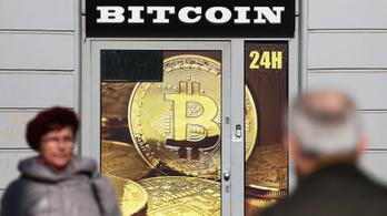 Túl a csúcson a kriptodevizák árfolyama