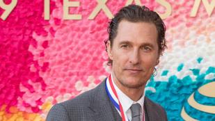 Matthew McConaughey gyerekkori élményei kimerítik a családon belüli erőszak fogalmát