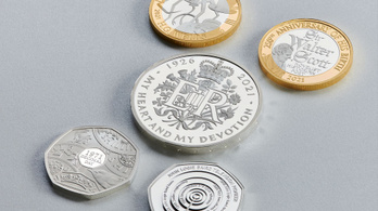 Pénzérmét adnak ki II. Erzsébet tiszteletére