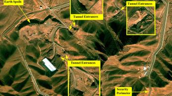Irán újrakezdte a 20 százalékos dúsítású urán előállítását
